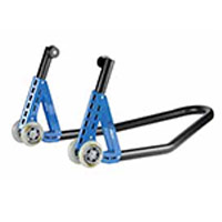 Lightech Aluminium Rear Stand With Rollers Rsa23r