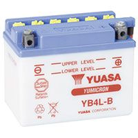 Okyami Battery Yb4l-b Acid