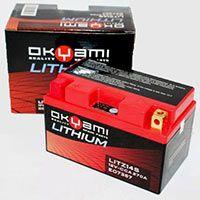 Okyami Battery Lithium Lit12b