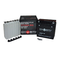Okyami Battery Ytx9a-bs