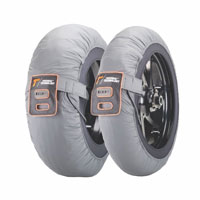 Thermal Technology Tire Warmers Race Black