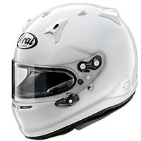 Arai Gp-7 Frp Gp Car Helmet White