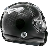 Casco Auto Arai Gp-7 Src Abp Gp Carbon Nero