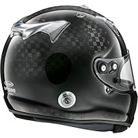 Casco Auto Arai Gp-7 Src Carbon Nero