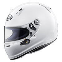 Arai Sk-6 Sa2020 Car Helmet White