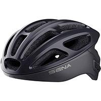 Casco Ciclismo Sena R1 Smart Onyx Nero