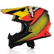 Acerbis Impact Wishmaster orange-gelb - 3