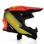 Acerbis Impact Wishmaster orange-gelb - 4