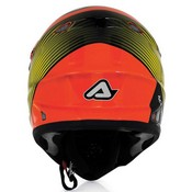 Acerbis Impact Wishmaster orange-gelb - 5