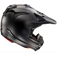 ARAI MX-V FROST BLACK - 2