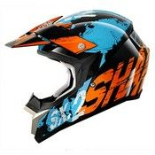 Shark Sx2 Freak Arancio Blu
