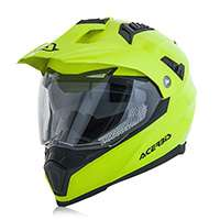 Acerbis Flip Fs-606 Shiny Fluo Yellow