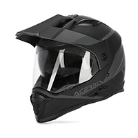 Acerbis Reactive Graffix Vtr Helmet Black 2