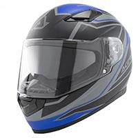 Acerbis X-street Full Face Helmet Blue Black