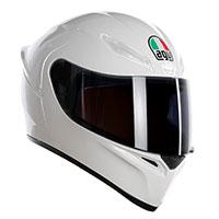 Agv K1 E2205 Solid Bianco