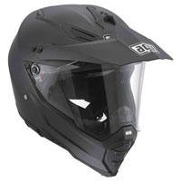 Agv Ax-8 Dual Evo Mono Black Matt