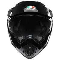 AGV AX9 Mono Helm schwarz - 3