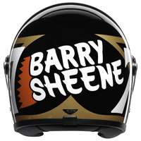 AGV X3000 Barry Sheene Limited Edition - 4
