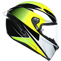 Agv Corsa R Supersport White Lime