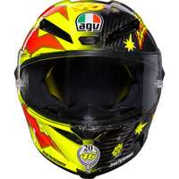 Agv Pista Gp R Rossi 20 Years Carbon Limited Edition Plk