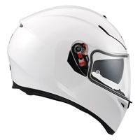 Agv K-3 Sv Mono Bianco Plk