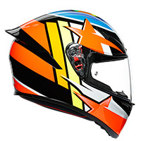 Casco Integrale Agv K1 Replica Rodrigo