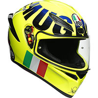 Agv K1 Replica Rossi Mugello 2016 Helmet Yellow