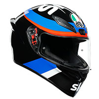Casco Agv K1 Vr46 Sky Racing Team Nero