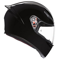 Agv K1 E2205 Solid Black