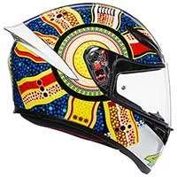 Agv K1 E2205 Dreamtime Helmet