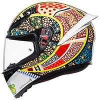 AGV K1 E2205 Dreamtime Helm - 3
