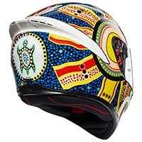 AGV K1 E2205 Dreamtime Helm - 4