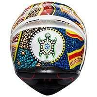 AGV K1 E2205 Dreamtime Helm - 5
