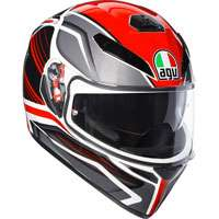 Agv K-3 Sv Proton Plk Black Red