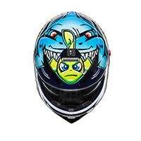 Agv K-3 Sv Rossi Misano 2015 Helmet - 5