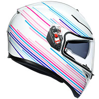 Agv K-3 Sv Sakura White Purple