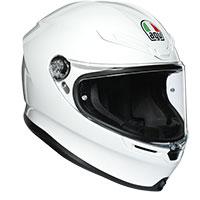 Agv K6 Bianco