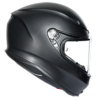 Agv K6 Matt Black