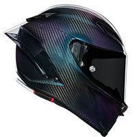 Casque Agv Pista Gp Rr Iridium Carbon