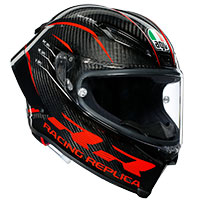 Agv Pista Gp Rr Perfomance Rouge
