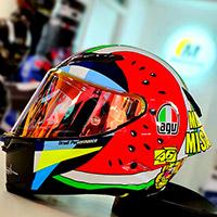 Agv Pista Gp Rr Ltd Valentino Rossi Misano 2019