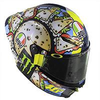 Agv Pista Gp Rr Ltd Valentino Rossi Misano 2019 - 3