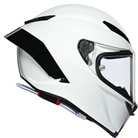 Agv Pista Gp Rr Scuderia White Red