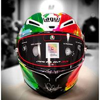 AGV Pista GP RR LTD Valentino Rossi Mugello 2019 - 5