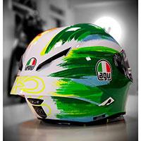 AGV Pista GP RR LTD Valentino Rossi Mugello 2019 - 4