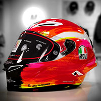 Agv Pista Gp Rr Ltd Valentino Rossi Mugello 2019