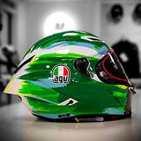 AGV Pista GP RR LTD Valentino Rossi Mugello 2019 - 3