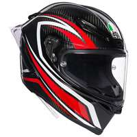 Agv Pista Gp R Staccata Helmet Carbon Red