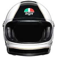 Agv X3000 Super Agv Helmet White Black