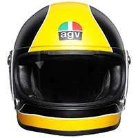 Agv X3000 Super Agv Helmet Black Yellow
